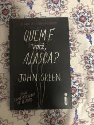 livro John green quem é você, Alaska?