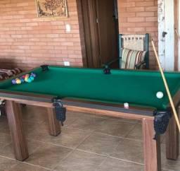 Mesa de sinuca usada 400 reais