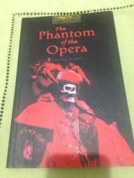 Livro Phantom of the Opera (Em Inglês)