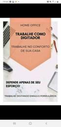 Digitador HomeOffice - Renda Extra