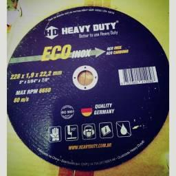 Disco De Corte Ecoinox 9 polegadas 228x1,9x22,2 Heavy Duty