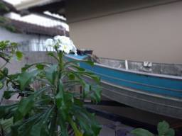 Vendo barco 5 metros,  motor 15 hp