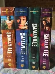 Box Smallville colecionador