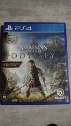 Estou vendendo este Assasin's Creed Odyssey Seminovo