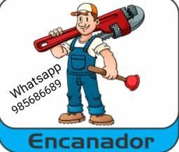 Título do anúncio: Encanador (Hidráulica)