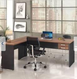 Mesa em L 1,80 x 1,60