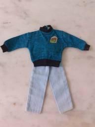 Roupinha para o boneco Ken - Estrela anos 80