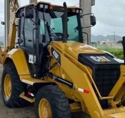 Retroescavadeira Caterpillar F2 416 2018  -  R$275.000,00