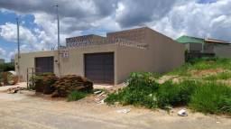 Casa para Venda em Goiânia, Residencial Santa Fé I, 2 dormitórios, 1 suíte, 2 banheiros