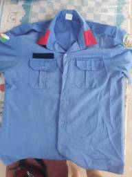 Título do anúncio: Camisa social da escola miltar
