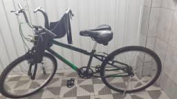 Título do anúncio: Bicicleta semininova