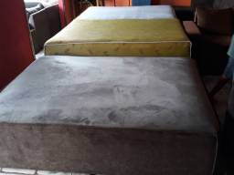 Vende de cama box de  casal