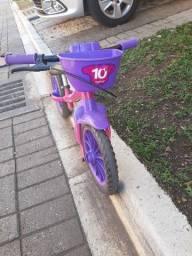 Título do anúncio: Bicicleta de equilíbrio Nathor