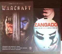 Título do anúncio: Livros Warcraft e Zangado
