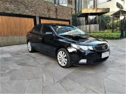 Kia  Cerato 1.6 SX3 Automatico, 2013, Top, 69.000km, impecável, Financio