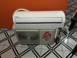Central de ar condicionado ( 12.000 btus )