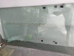 Vidro Blindex Cristalplex medidas 1metro X 1,62 metro<br><br>Tenho dois nesta medida<br><br>