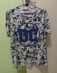 Camiseta DC Liga da Justiça