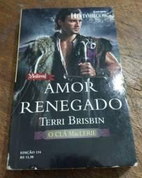 Livro Amor Renegado