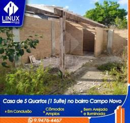 Casa de 300 m² com 05 quartos (1 suíte) para Venda em Caruaru/PE