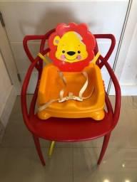 Cadeira de alimentação portátil Fisher Price
