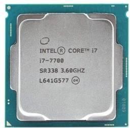 Título do anúncio: Kit Intel Core i7 7700 + Z270N Wifi Mini-Itx Gigabyte + Ssd Xpg Nvme 128Gb