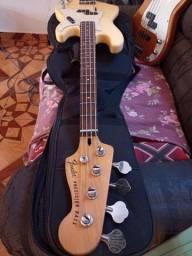 Precision Bass Fender customizado