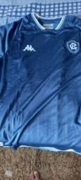 Camisa oficial do remo tamanho G kappa