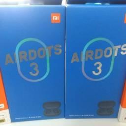Título do anúncio: Oferta de Hoje 14/09/2021 -  Vendo - Fone de Ouvido Airdots 3 sem fio - Novo Lacrado
