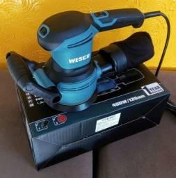 Título do anúncio: Lixadeira Roto Orbital 400 Watts - Wesco - 110V