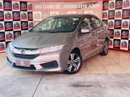 Honda City 1.5 LX Automático (Flex) 4P * Em Excelente Estado de Conservação