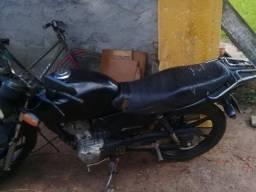 Moto fan 125 ano 2008