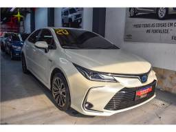 Título do anúncio: Toyota Corolla 2020 1.8 altis hybrid premium cvt