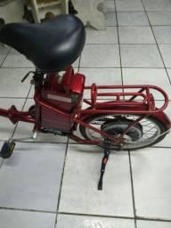 Bicicleta elétrica 700,00