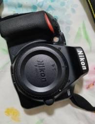 Título do anúncio: Nikon D3500