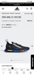 Adidas Tênis NMD_R1 Spectoo