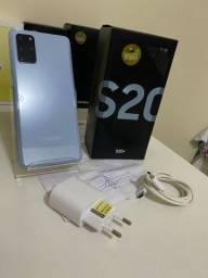 Samsung  S20 plus , nota fiscal , garantia até mês 11