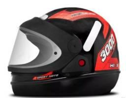 capacete vermelho camaçari