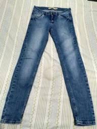 Calça jeans ZARA feminina 36/38