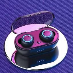 Fone de ouvido bluetooth 5.0