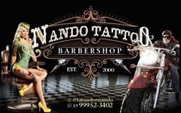 Procuro tatuador pra trabalhar comigo