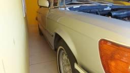 Mercedes 280s placa preta 1976