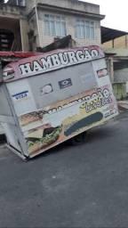 Título do anúncio: Treiler food truck