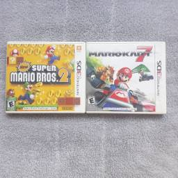 Jogos do Mario para Nintendo 3ds