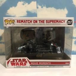 Título do anúncio: Funko Pop Rematch On The Supremacy #257 - Star wars