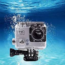 Mini Câmera Filmadora Sports Hd 1080p Carro Moto Prova Dagua