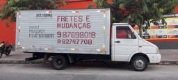Título do anúncio: Fretes e Mudanças Melhor PREÇO do RIO (Qualquer Lugar do RIO)