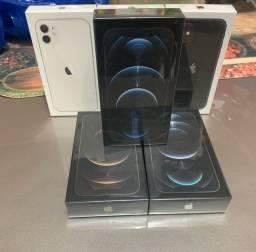 iPhone 12 pro e 11 lacrados