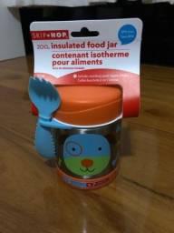 Título do anúncio: Pote de comida térmico food jar skiphop