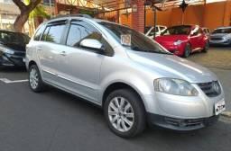 VW SPACEFOX SPORTLINE 1.6 FLEX 2009- FINANCIAMOS E ACEITAMOS TROCA